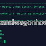 搬瓦工建站教程:LNMP 一键包卸载方法,删除 NGINX PHP MySQL