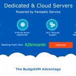 BudgetVM 美国/日本1800Gbps高防VPS,无视DDOS,月付$12.5起