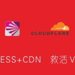 V2ray VLESS+CDN搭建代理服务器,救活被墙VPS IP(VLESS+WS+TLS+Cloudflare CDN)